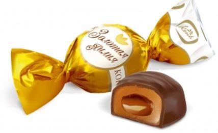Глазированные конфеты на основе нежной ирисной массы с добавлением сгущенного молока. Содержат 17% сгущенного молока