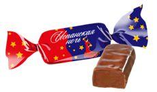 Помадная конфета со вкусом шоколадного трюфеля