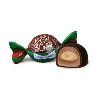 Глазированные конфеты из мягкой молочной помадки, внутри которой скрывается нежный арахисовый крем
