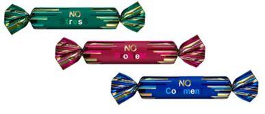 Конфеты глазированные с комбинированными конфетными массами
