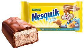 Конфета с карамелью и нежной нугой, покрытый молочным шоколадом